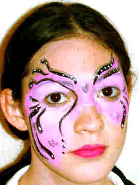 face painter in nj